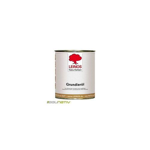 Leinos Grundieröl 220 - 0,75 l Dose