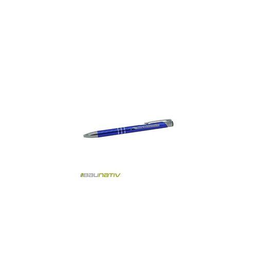 Pfennig Bau Kugelschreiber aus Metall