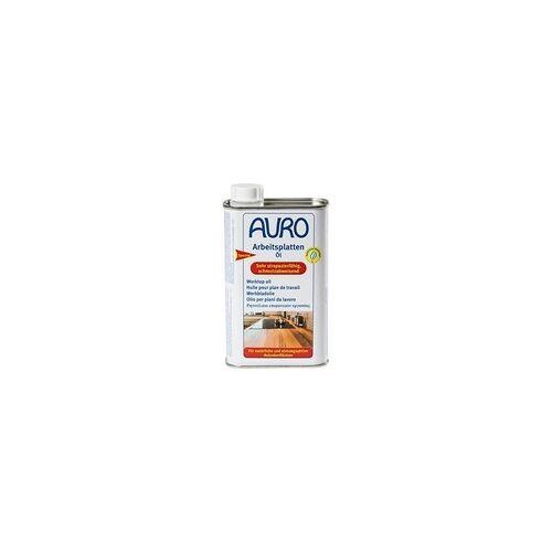 Auro Arbeitsplattenöl 108 farblos - 0,375 l Dose