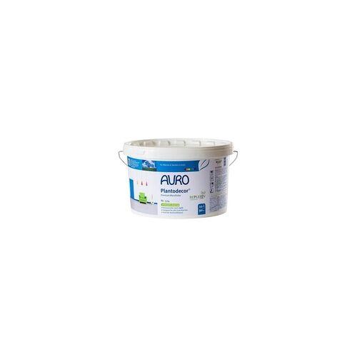 Auro Plantodecor Premium-Wandfarbe 524 weiß  - 1 l Dose