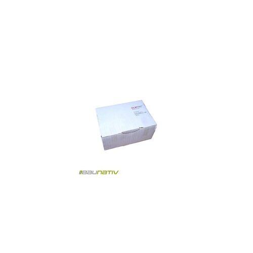 CLAYTEC Lehmbauplatten-Schrauben - 100 Stück 5 mm x 50 mm