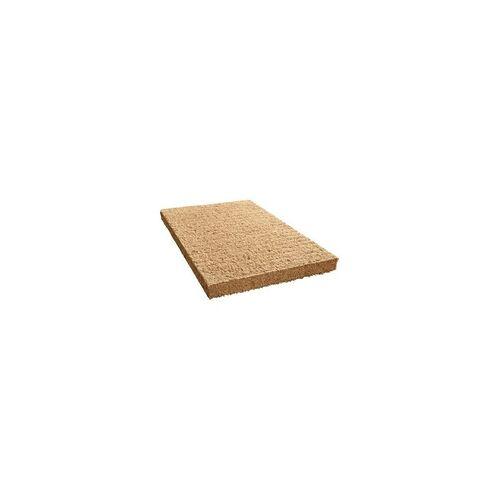 CLAYTEC Lehmbauplatte Schwer Lemix D16 - 62,5 cm x 125 cm Platte (16 mm dick)