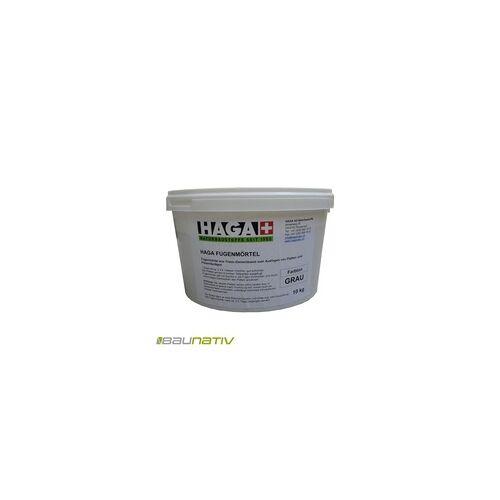 HAGA AG Naturbaustoffe HAGA Fugenmörtel - 25 kg Sack