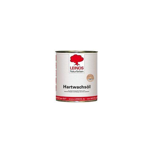 Leinos Hartwachsöl 290 Weiß - 0,75 l Dose