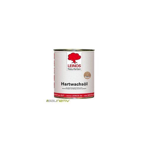 Leinos Hartwachsöl 290 Grau - 0,75 l Dose