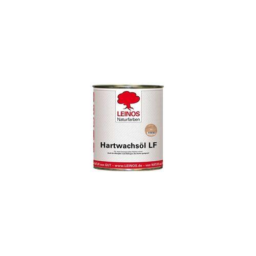 Leinos Hartwachsöl LF 291 Weiß - 0,75 l Dose