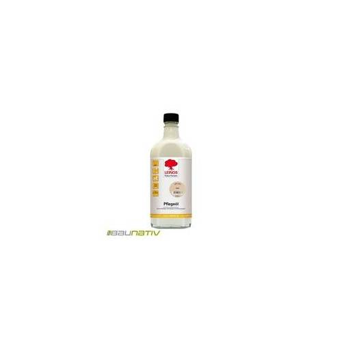 Leinos Pflegeöl 285 Weiß - 0,25 l Flasche