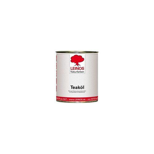 Leinos Teaköl 223  - 0,75 l Dose