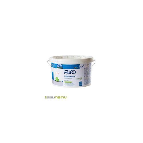 Auro Plantodecor Premium-Wandfarbe 524 weiß  - 5 l Eimer
