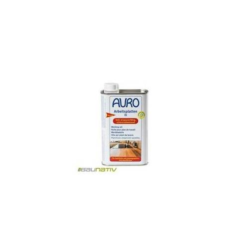 Auro Arbeitsplattenöl 108 farblos - 0,5 l Dose
