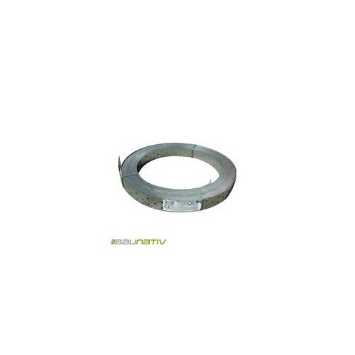 SIMPSON Strong-Tie BAN Windrispenband 1,5 mm Stahl, 40 mm x 50 m - 1 Rolle