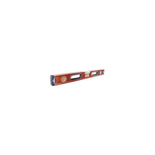 Bahco Wasserwaage für den Profi 800 mm lang - magnetisch - mit  3 Libellen