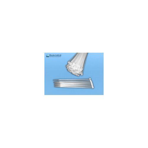 Bauzaunwelt Kabelbinder 200mm