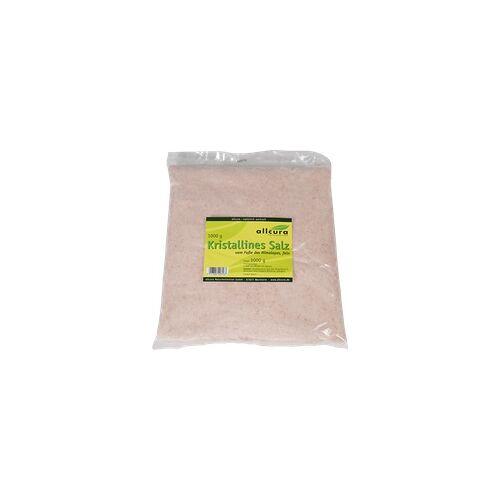 Allcura Kristallines Salz v.Fuße d.Himalaya fein gem. 1000 g