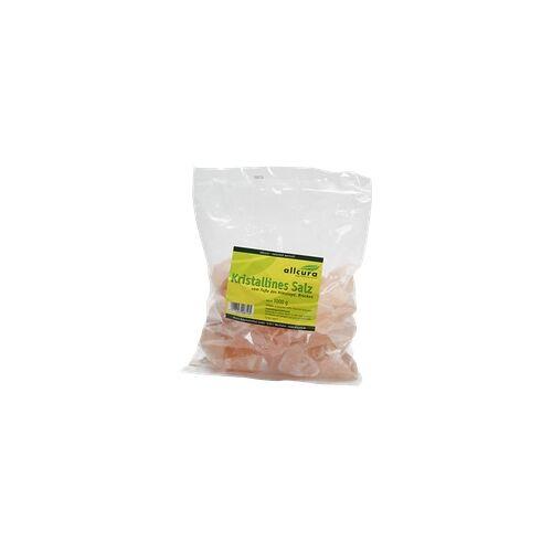 Allcura Kristallines Salz v.Fuße d.Himalaya grob 1000 g