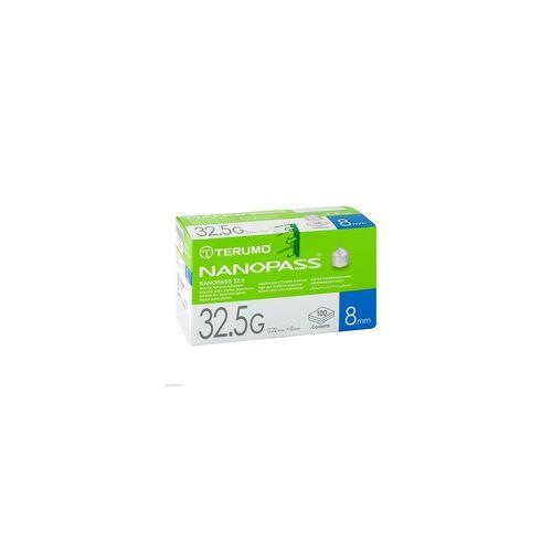 1001 Artikel Medical Nanopass 32,5 Pen Kanüle 32,5 G 0,22x8 mm 100 St