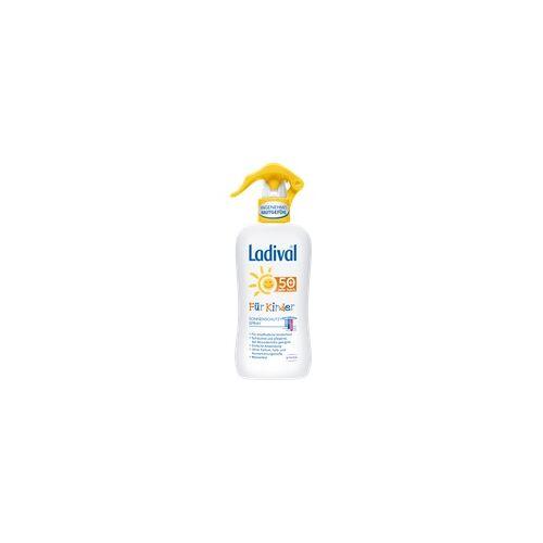 STADA Ladival Kinder Sonnenschutz Spray LSF 50+ 200 ml