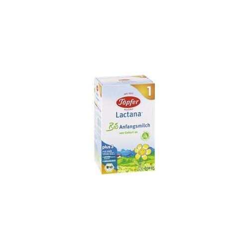 Töpfer Lactana Bio 1 Pulver 600 g