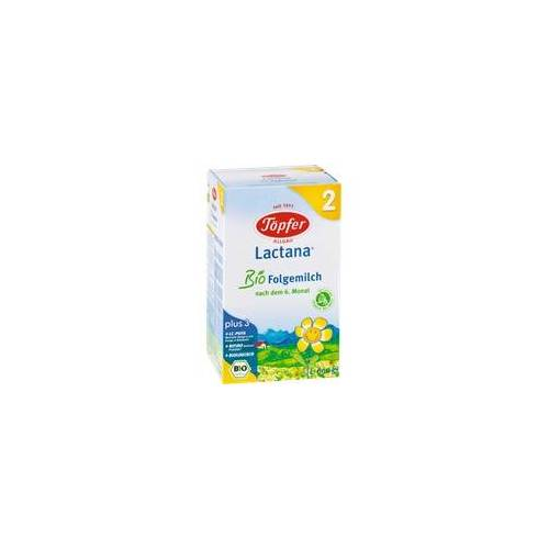 Töpfer Lactana Bio 2 Pulver 600 g