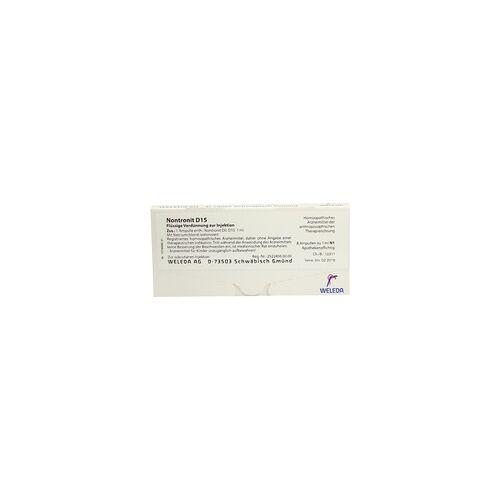 Weleda Nontronit D 15 Ampullen 8X1 ml
