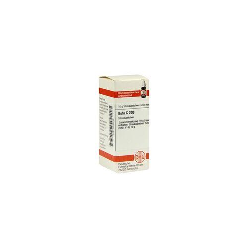 DHU-ARZNEIMITTEL Bufo C 200 Globuli 10 g