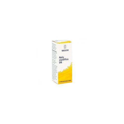 Weleda Apis Mellifica D 6 Globuli 10 g