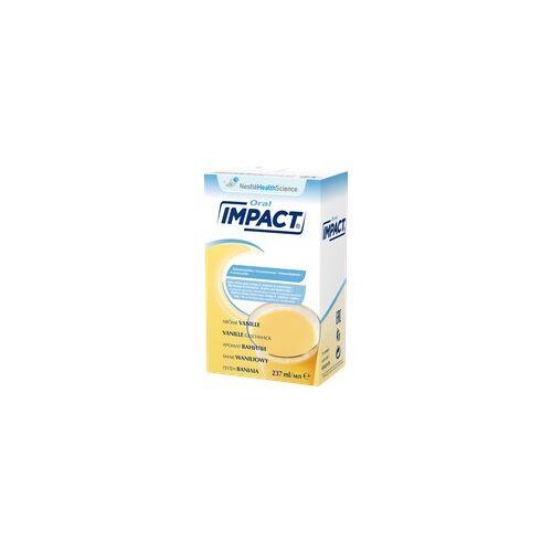 Nestle Health Science (Deutschland) GmbH Oral Impact Drink Vanille 3X237 ml