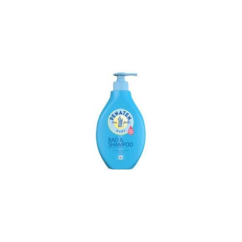 Johnson & Johnson Penaten BAD & Shampoo 400 ml