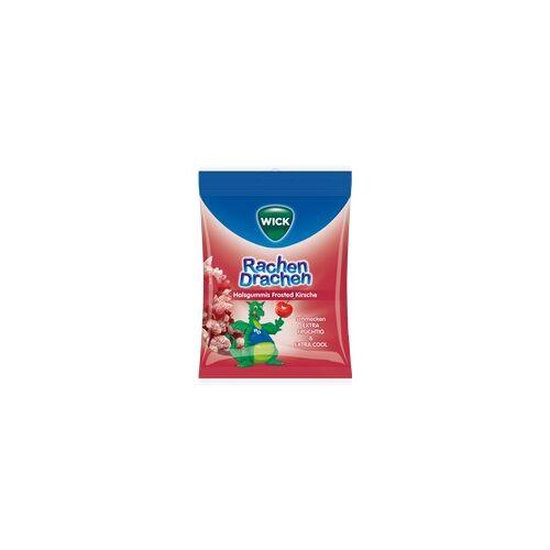 Candy Wick RachenDrachen Halsgummis Kirsche 75 g
