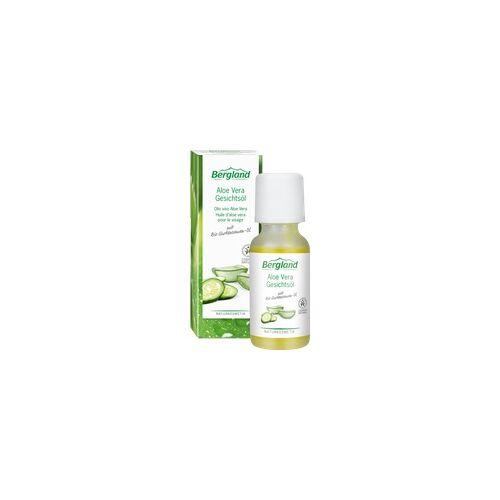 Bergland Pharma Aloe Vera Gesichtsöl 20 ml