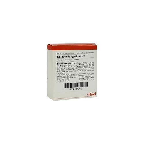 Heel Salmonella Typhi Injeel Ampullen 10 St