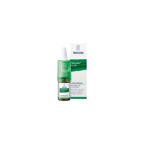 Weleda Gencydo 0,1% Augentropfen 10 ml