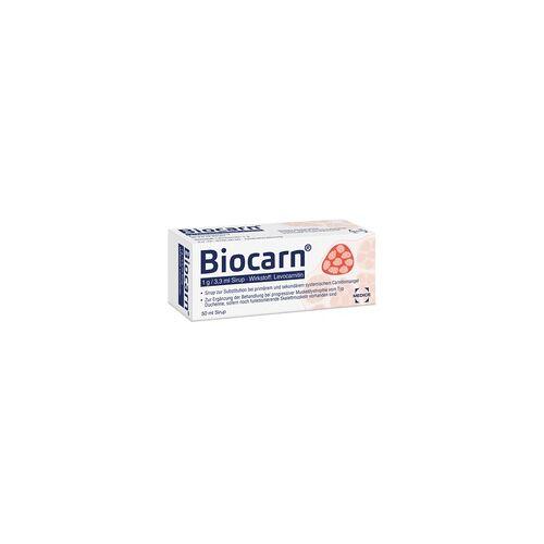MEDICE Biocarn Sirup 50 ml