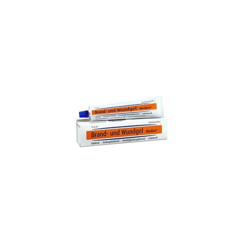 MEDICE Brand UND Wundgel Medice 50 g