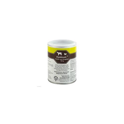 WH Pharmawerk Weinböhla GmbH Dysticum Pulver vet. 150 g