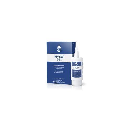 Ursapharm Arzneimittel GmbH Hylo-Gel Augentropfen 2X10 ml
