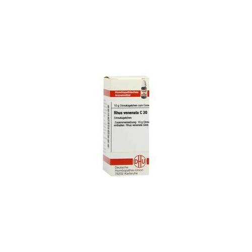 DHU-ARZNEIMITTEL Rhus Venenata C 30 Globuli 10 g