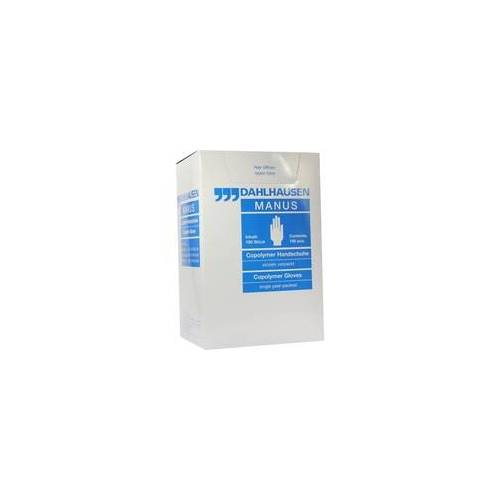 P.j.dahlhausen & Co.gmbh Copolymer Handschuhe steril Gr.L 100 St