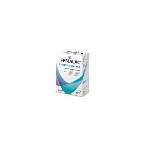 Apogepha Femalac Bakterien-Blocker Pulver 10 St