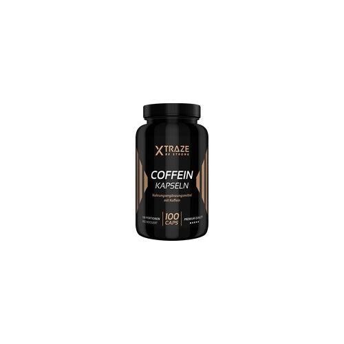 Vitamaze Coffein 200 mg hochdosiert Kapseln 100 St