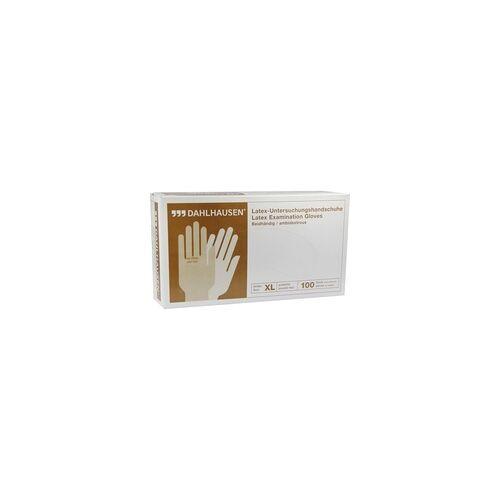 P.j.dahlhausen & Co.gmbh Handschuhe Latex ungepudert Gr.XL 100 St