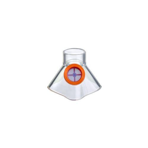 wepa Aponorm Inhalator Silikon-Maske Gr.S orange 1 St