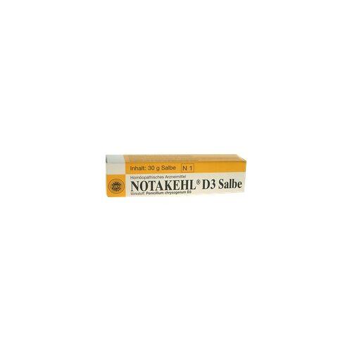 Sanum-Kehlbeck GmbH & Co. KG Notakehl D 3 Salbe 30 g