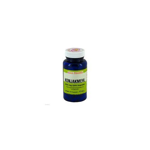 Hecht Pharma Konjakmehl 600 mg Kapseln 100 St
