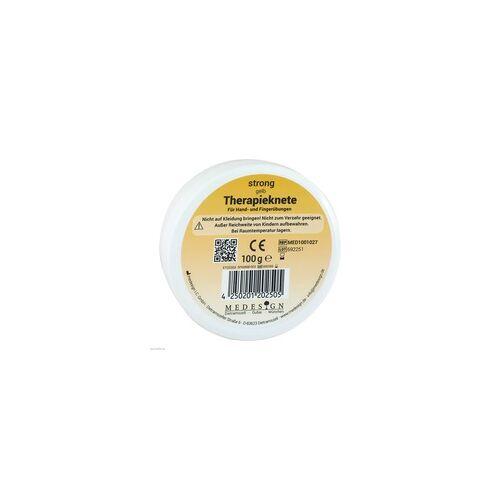 Medesign Therapieknete strong gelb 100 g