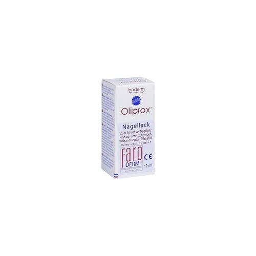 FaroDerm GmbH Oliprox Nagellack bei Pilzbefall 12 ml