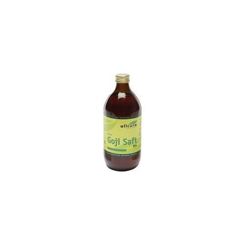 Allcura Goji Saft Bio 500 ml