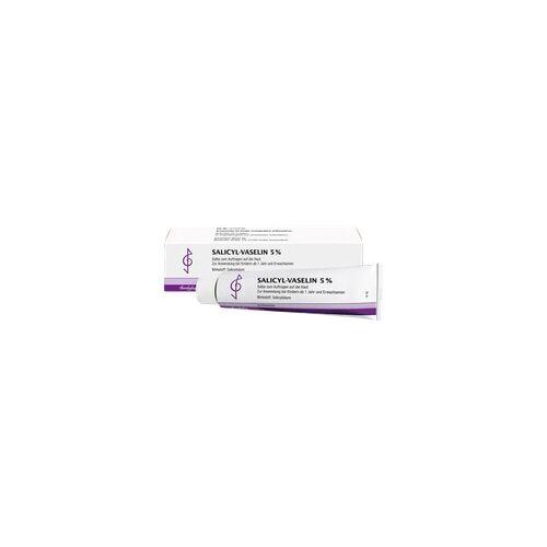 Bombastus Salicyl Vaselin 5% Salbe 100 ml