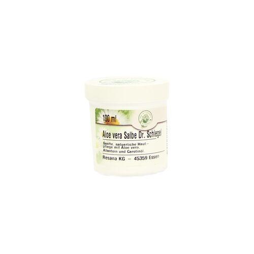 Resana Aloe Vera Salbe 100 ml