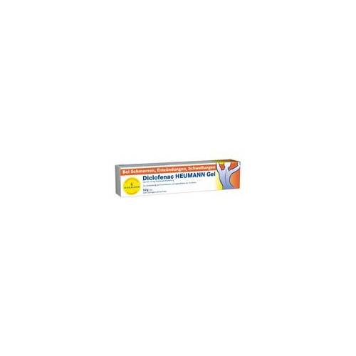 Heumann Diclofenac Heumann Gel 50 g